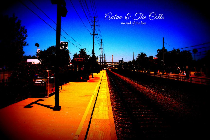 Album Review: Anton and The Colts – No End Of The Line