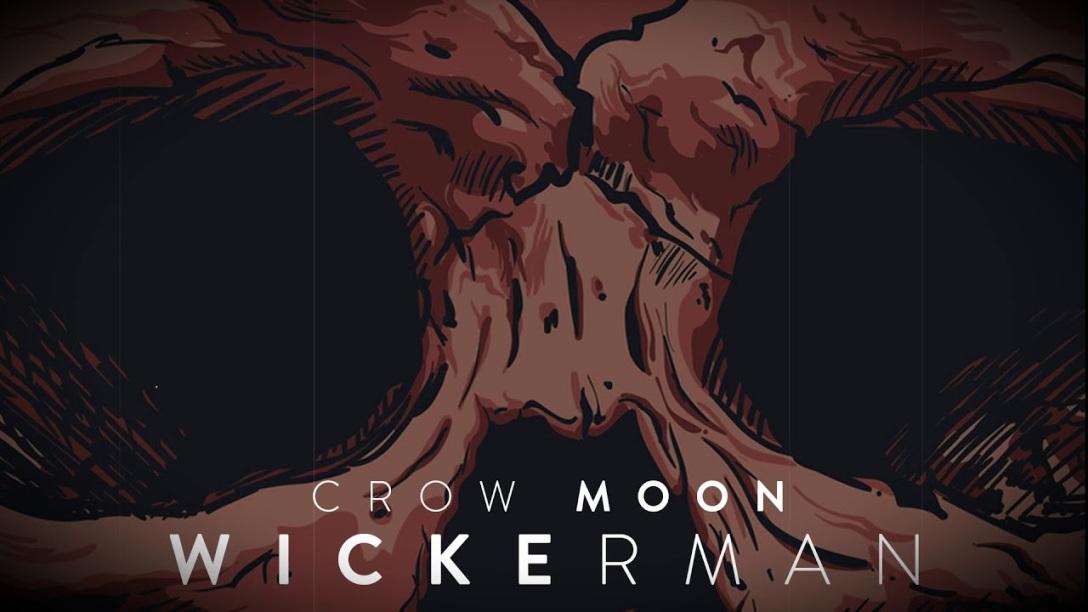 Crow Moon single 'Wickerman' Artwork