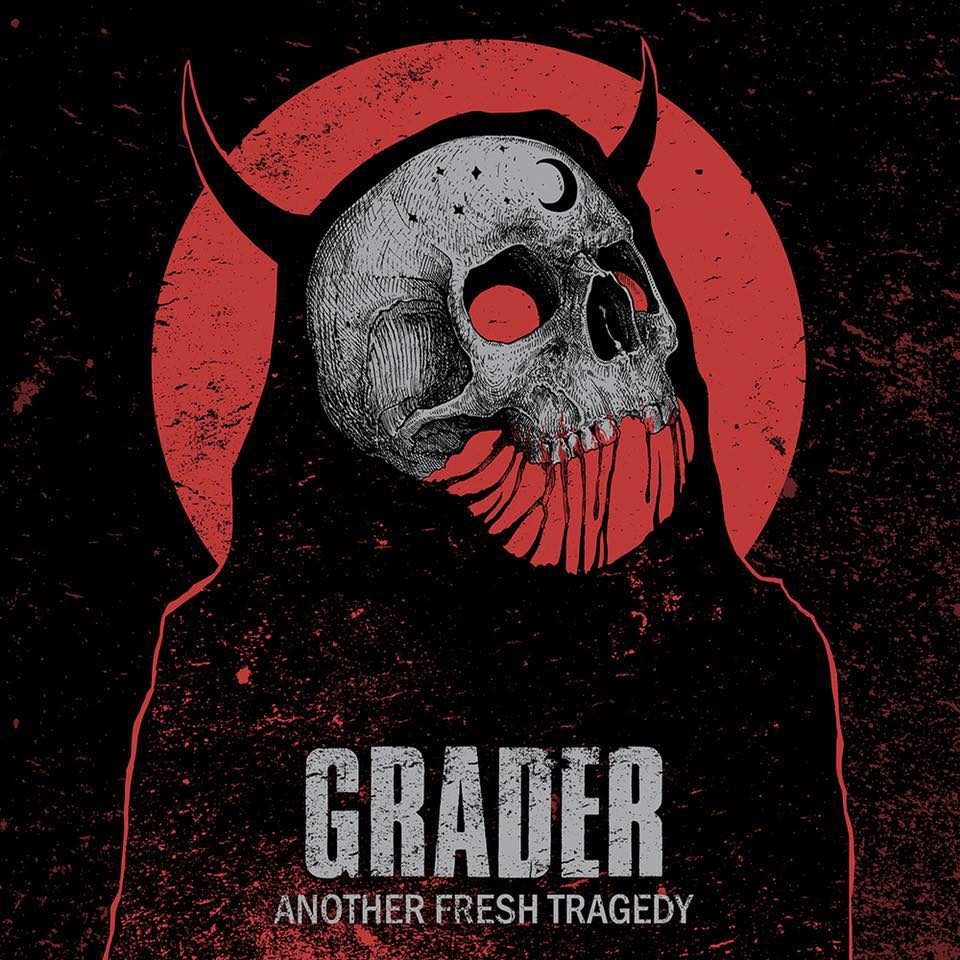 Grader album 'Another Fresh Tragedy' Artwork