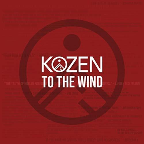 Kozen single 'To The Wind' Artwork