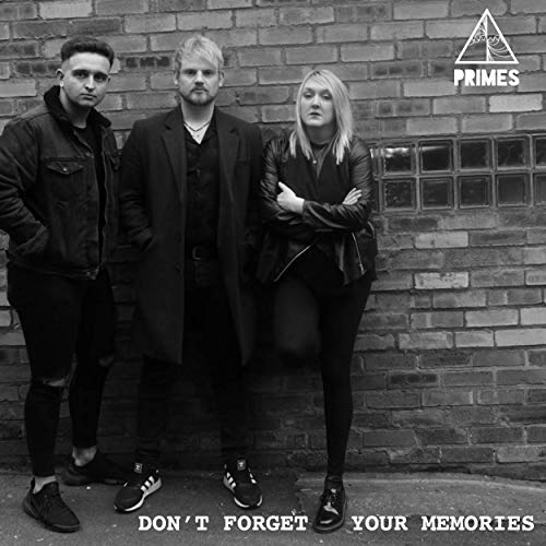 Primes single 'Don't Forget Your Memories' Artwork
