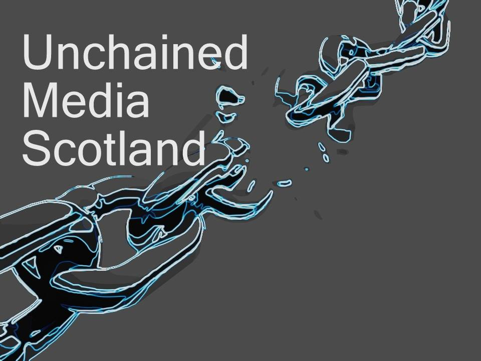 Unchained Media Scotland Logo