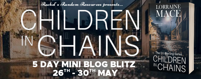 Children in Chains by Lorraine Mace Blog Tour Image