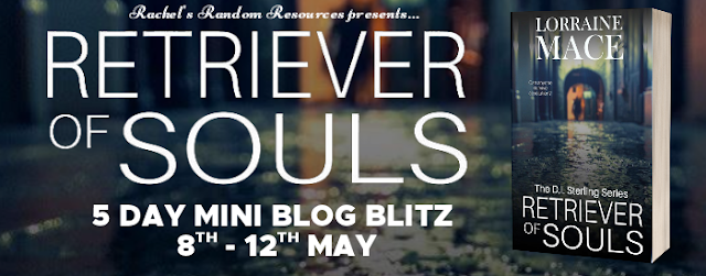 Retriever of Souls by Lorraine Mace Blog Tour Image