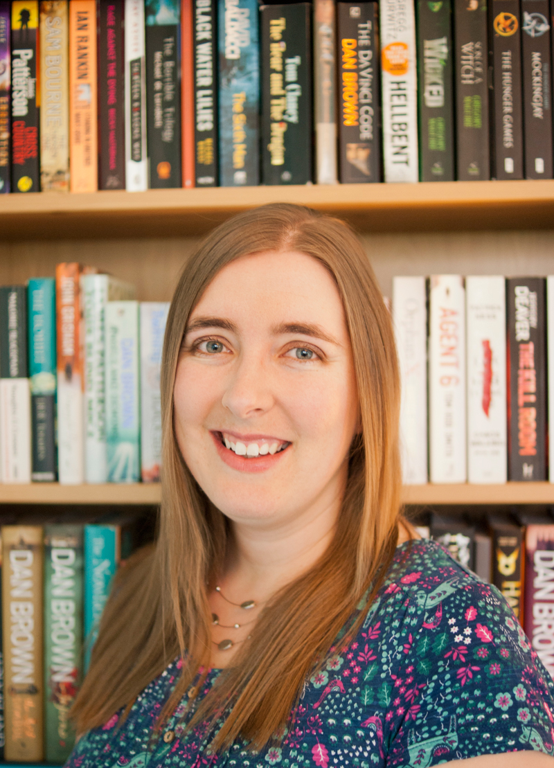 Samantha Goodwin Author Photo
