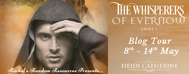 Book Review: The Whisperers of Evernow by Heidi Catherine