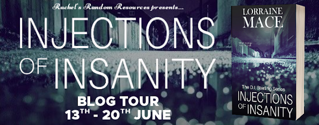Book Review: Injections of Insanity by Lorraine Mace