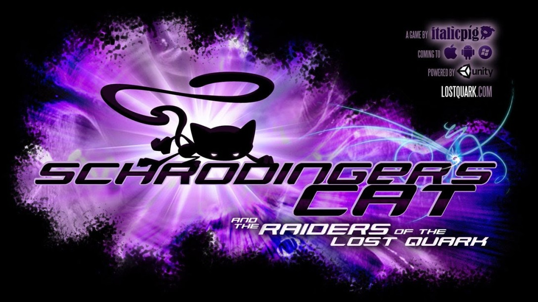 Schrödinger's Cat And The Raiders Of The Lost Quark Cover Art
