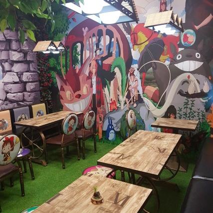 Anime Gallery - Totoro Area Photo
