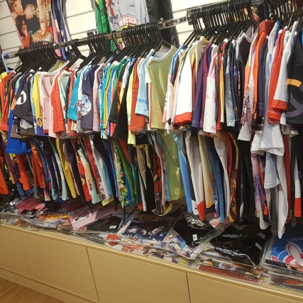 Anime Gallery - Clothes Selection Photo