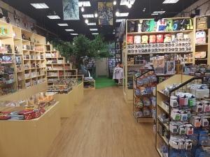 Anime Gallery - Full Store Shot (from door)
