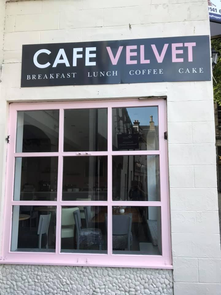 Food Review – Cafe Velvet