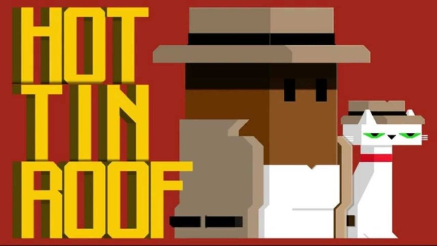Game Review: Hot Tin Roof – The Cat That Wore a Fedora