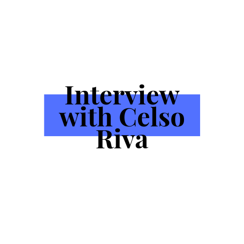 Interview with Celso Riva Artwork