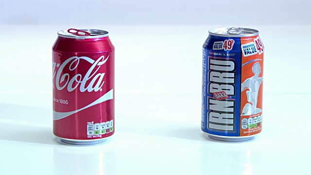 Product Review: Irn Bru Energy vs Coca Cola Energy