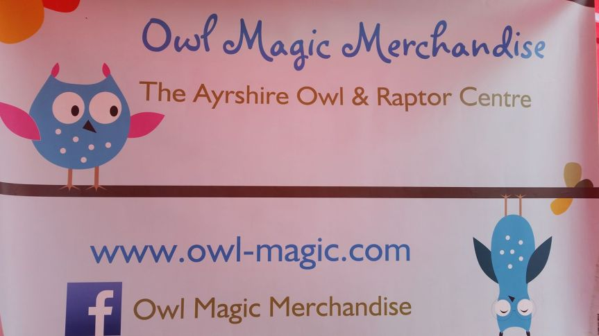 Owl Magic – The Ayrshire Owl and Raptor Centre