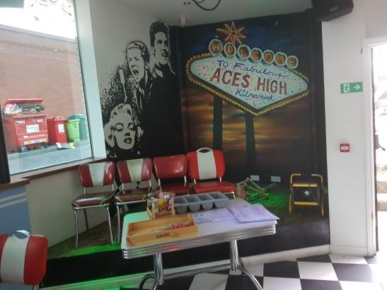Rock Diner & Aces - Restaurant Photo (10)