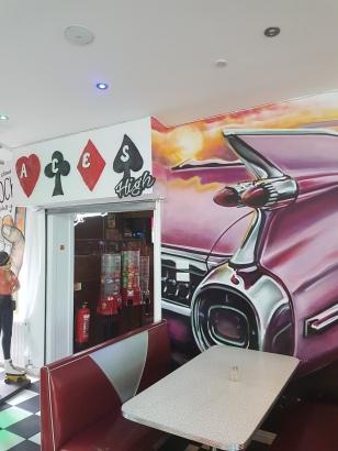 Rock Diner & Aces - Restaurant Photo (8)