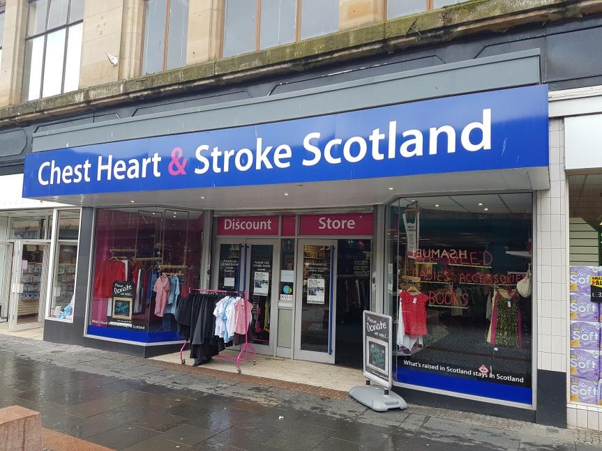 Chest, Heart and Stroke Scotland