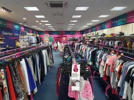 Chest, Heart and Stroke Scotland Store Photo (1)