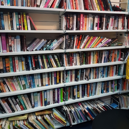 Chest, Heart and Stroke Scotland - Books (1)