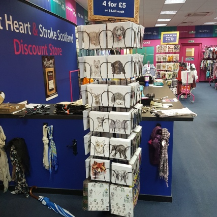 Chest, Heart and Stroke Scotland - Cards and Gift Wrap (1)