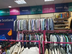 Chest, Heart and Stroke Scotland - Clothes (5)
