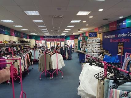 Chest, Heart and Stroke Scotland Store Photo (2)