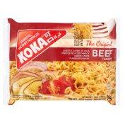 Koka Noodles - Beef Flavour