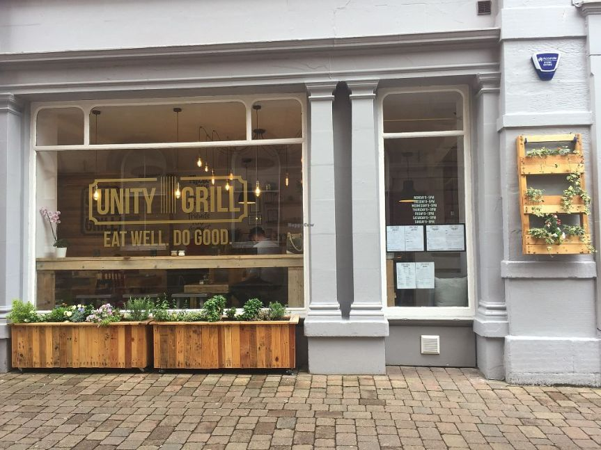 Food Review – Unity Grill