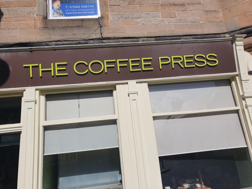 Food Review – The coffee Press