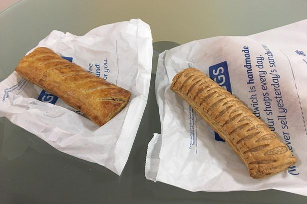 Product Review: Vegan Sausage Roll (Greggs)