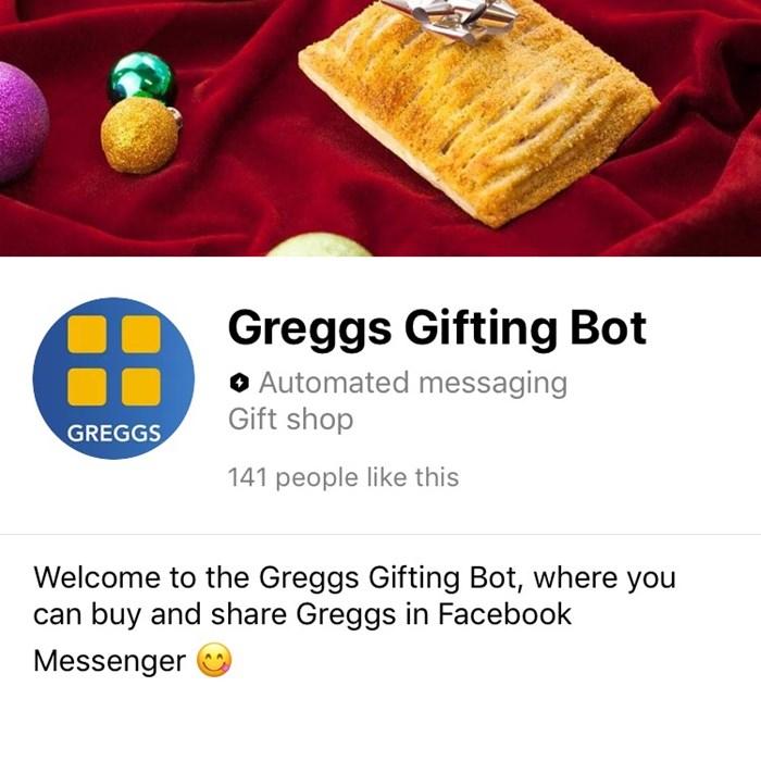 Facebook me aGreggs!