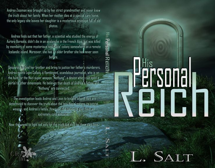 Book Review: His Personal Reich by L. Salt