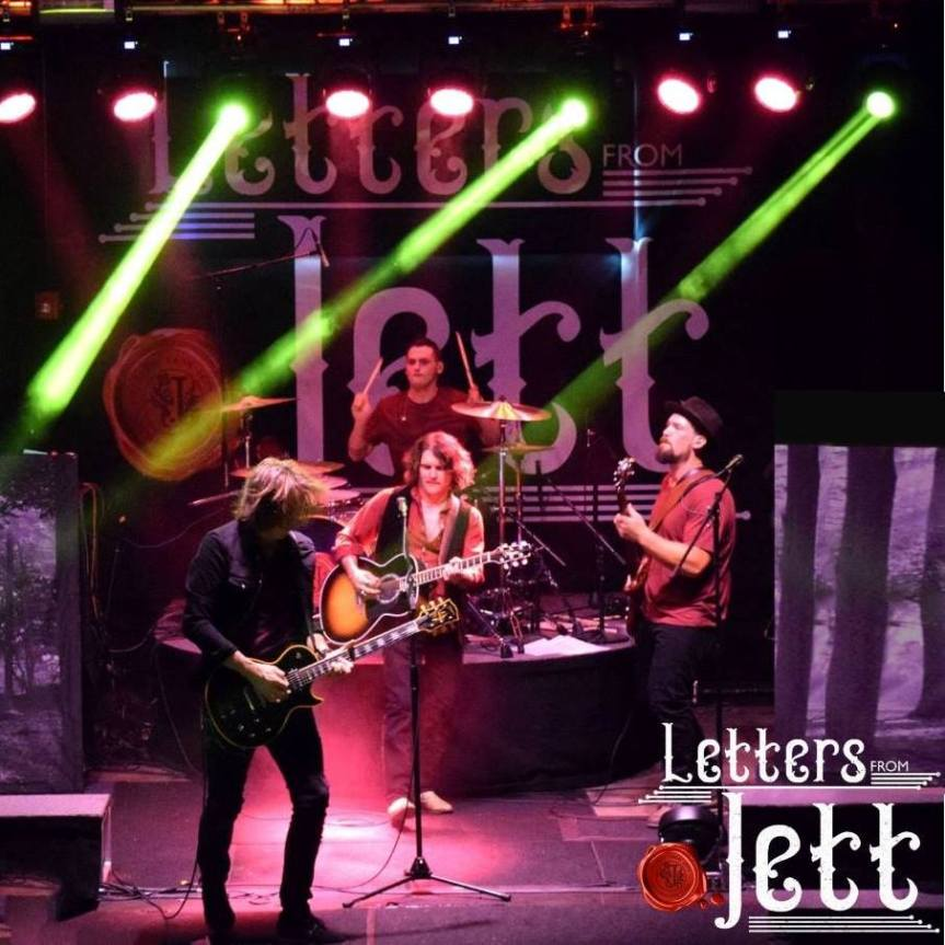 Band Interview: Letters from Jett