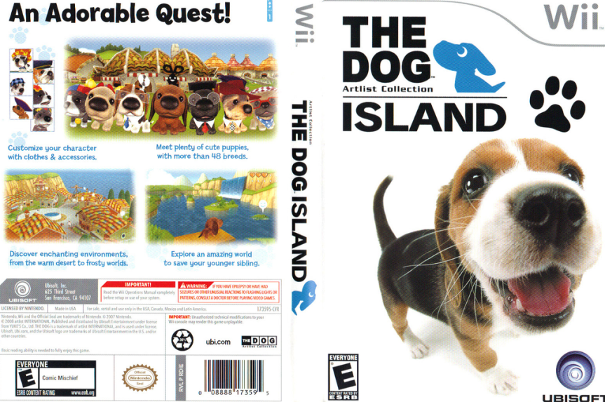 Game Review The Dog Island Off The Record