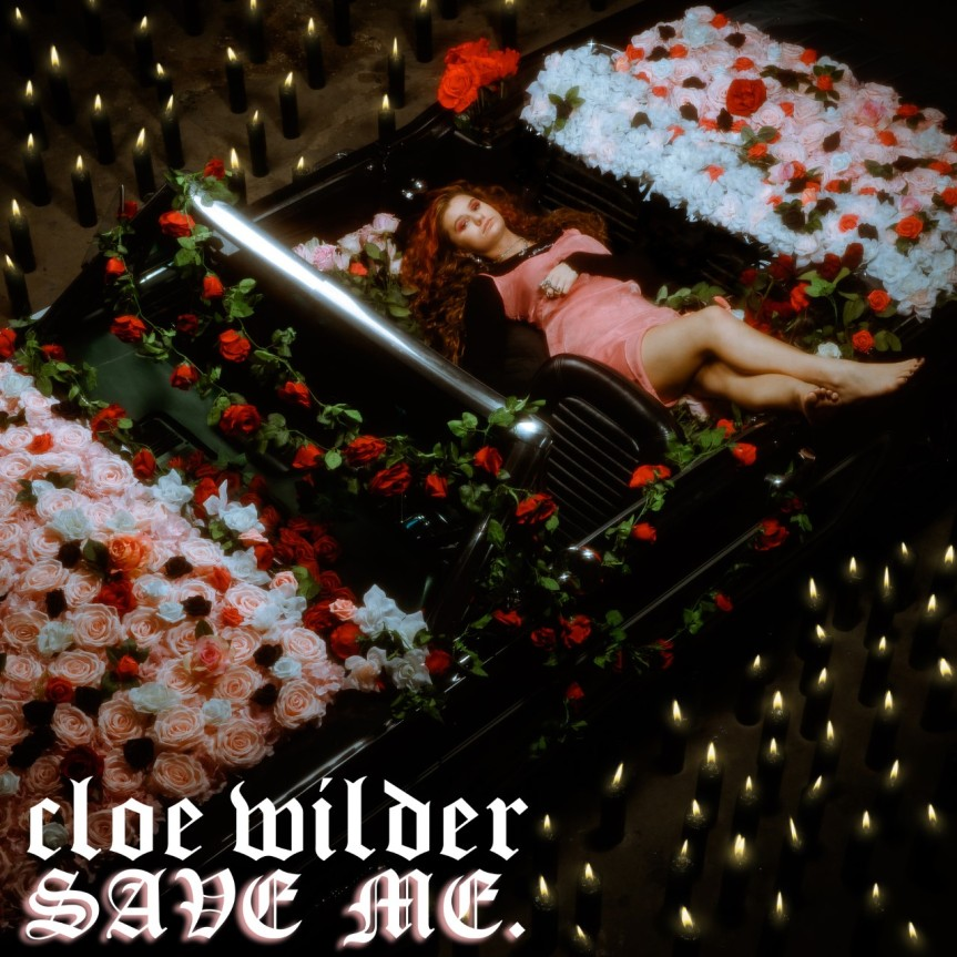 Cloe Wilder - Save Me Artwork
