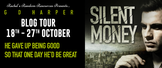 Silent Money by GD Harper Blog Tour Image