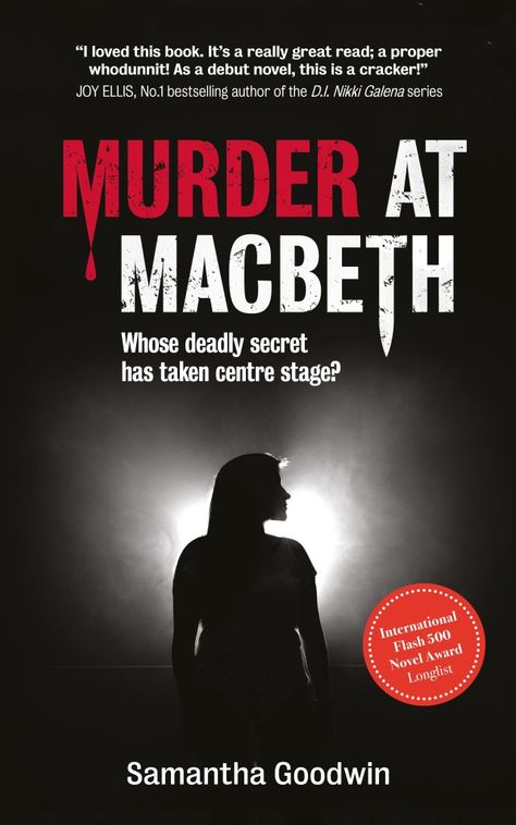 Book Review: Murder at Macbeth by Samantha Goodwin