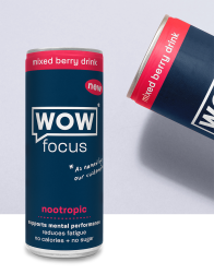 WOW Focus Drink