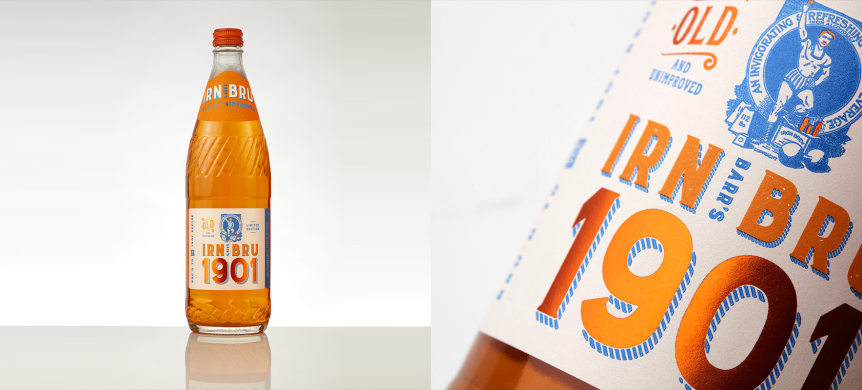 Product Review: Irn Bru1901