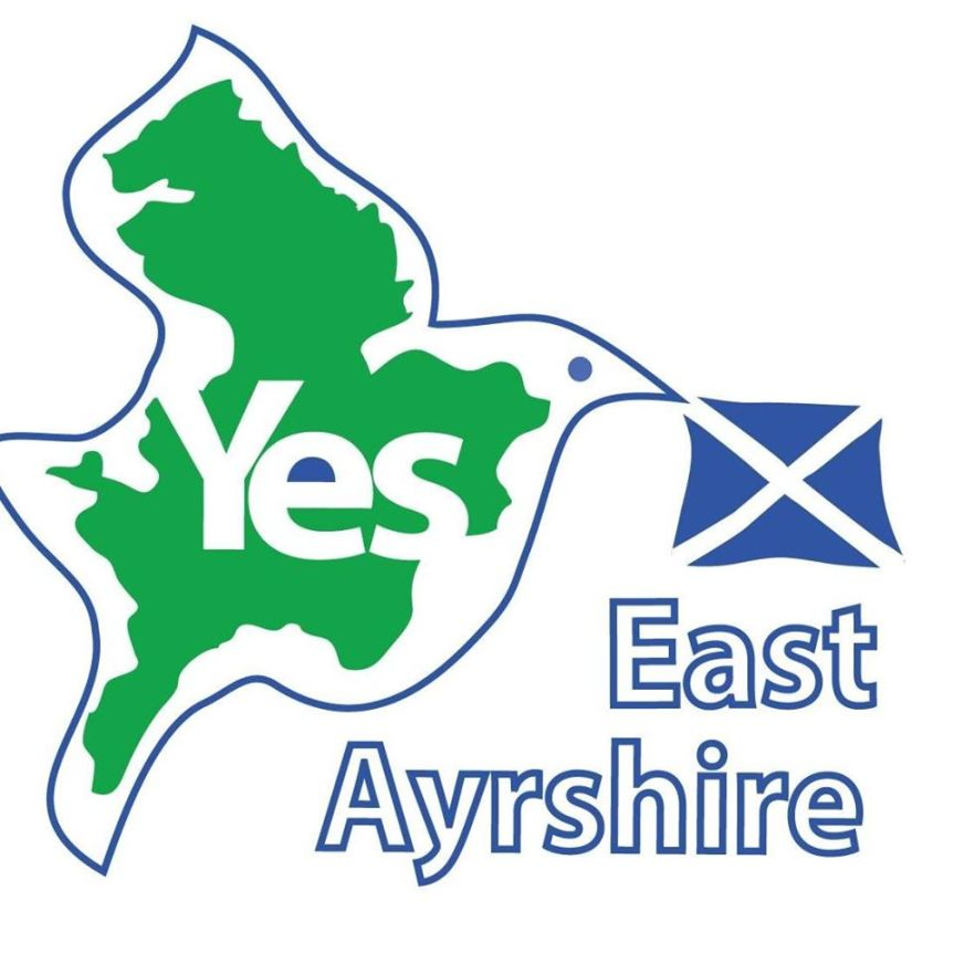 Yes East Ayrshire Logo