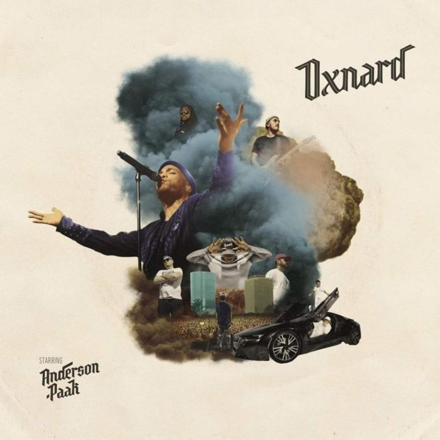 Album Review: Anderson .Paak – Oxnard