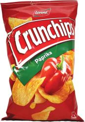 Crunchips Paprika flavour Crisps