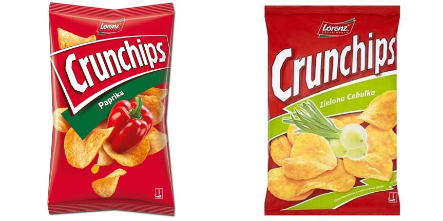 Food Review: Crunchips (VariousFlavours)