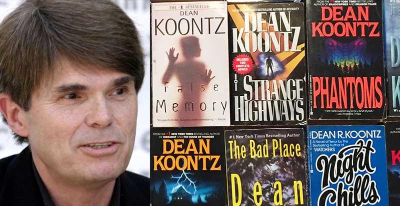 Top 10: Dean KoontzBooks