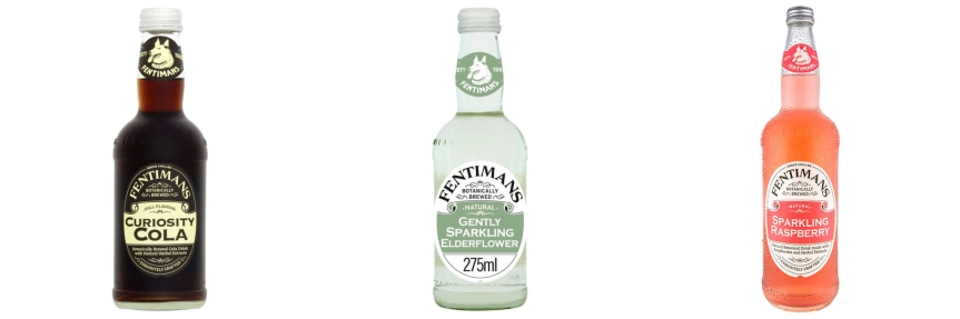 Food Review: Fentimans (VariousFlavours)
