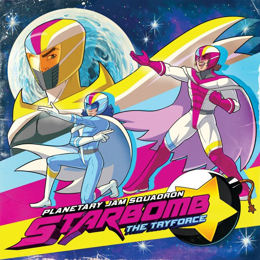 Album Review: Starbomb – The TryForce