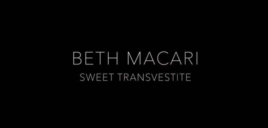 Single Review: Beth Macari – Sweet Transvestite (Cover)