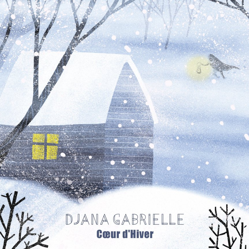 Single Review: Djana Gabrielle – Coeur d'Hiver